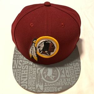 Washington Redskins Fitted Hat